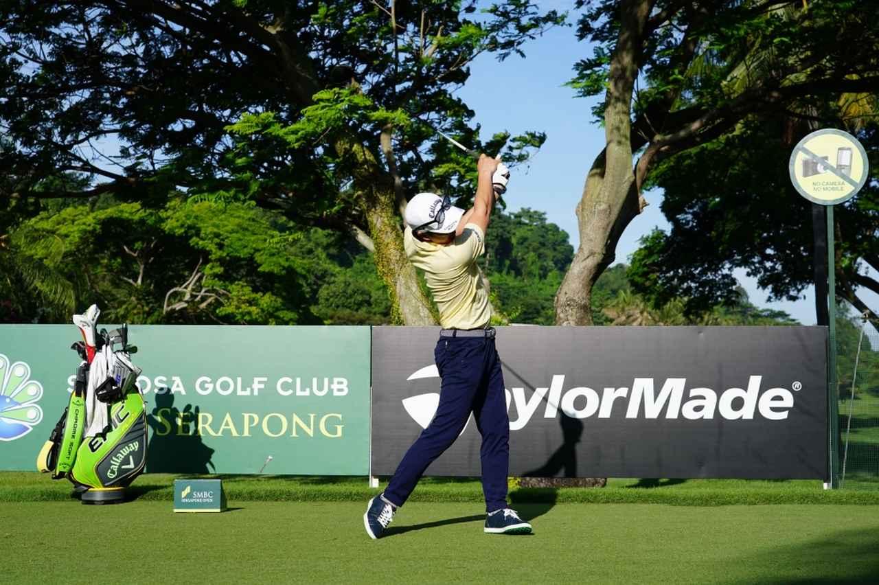 Images : 13番目の画像 - 石川遼のドライバー連続写真 - みんなのゴルフダイジェスト