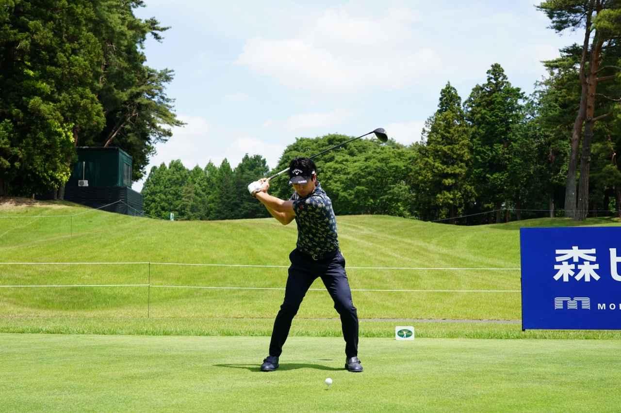 Images : 7番目の画像 - 石川遼のドライバー連続写真 - みんなのゴルフダイジェスト