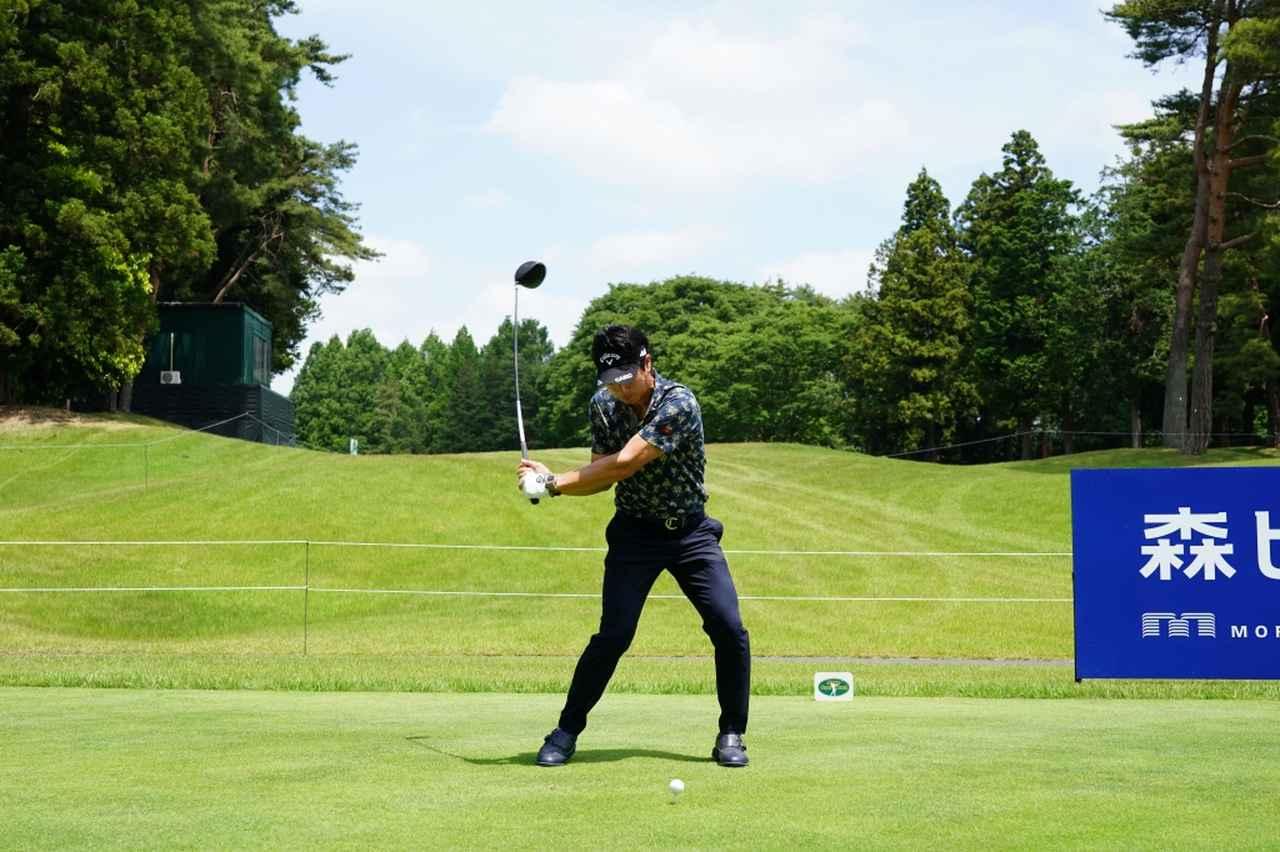 Images : 8番目の画像 - 石川遼のドライバー連続写真 - みんなのゴルフダイジェスト