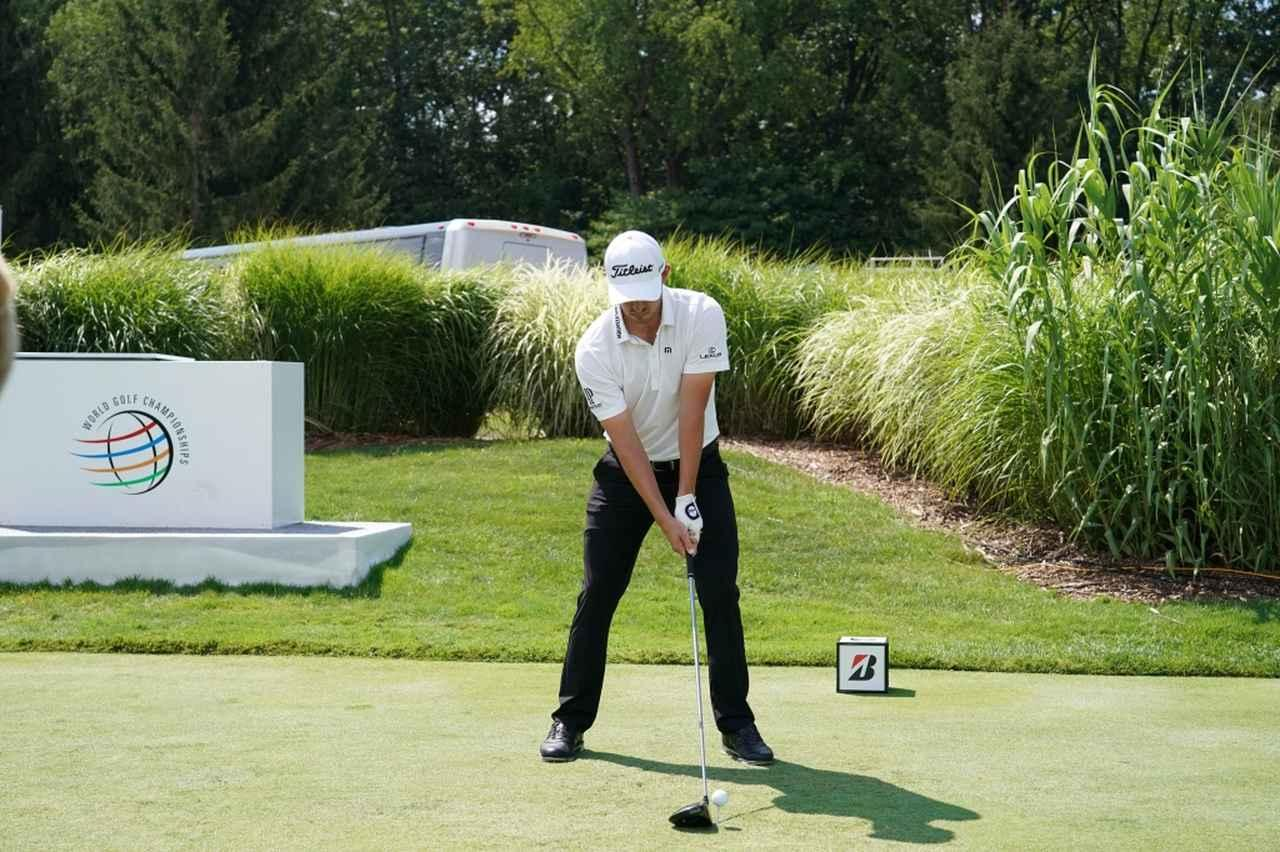 画像: 1番目の画像 - パトリック・カントレーのドライバー連続写真 - みんなのゴルフダイジェスト