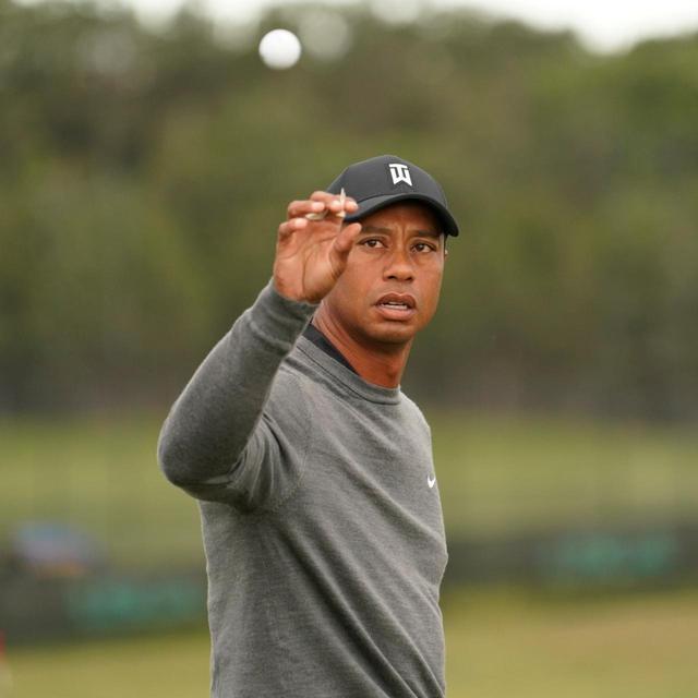 画像: タイガーはどんな風にボールを選んできたのか?(写真は2018年の全米オープン 撮影/岡沢裕行)