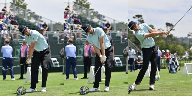 画像: ローズのターゲット方向を見ながら打つ「あっち向いてホイ! 練習」これってなんのため?