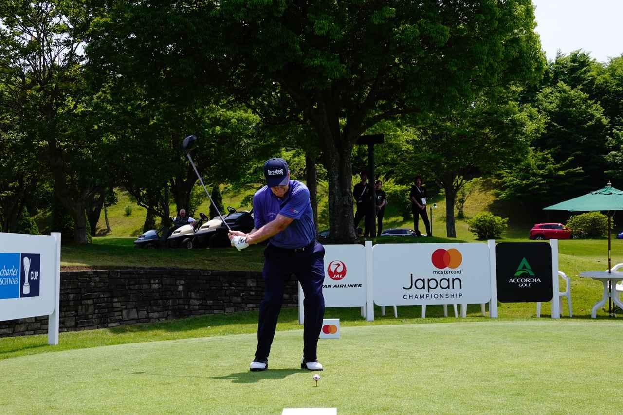 Images : 8番目の画像 - 平均253ヤード! トム・ワトソンのドライバー連続写真 - みんなのゴルフダイジェスト