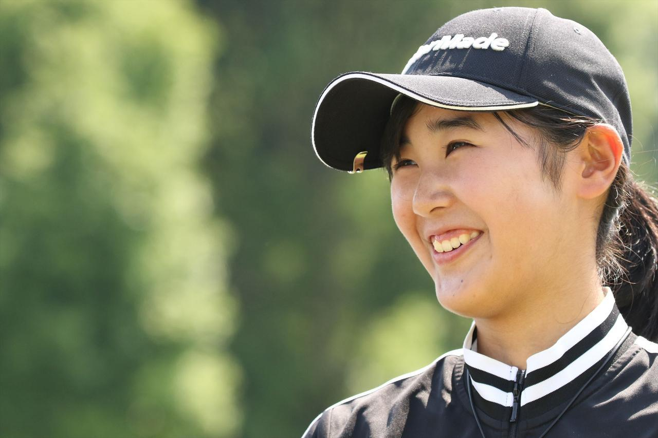 画像: 笑顔が素敵な吉澤さん