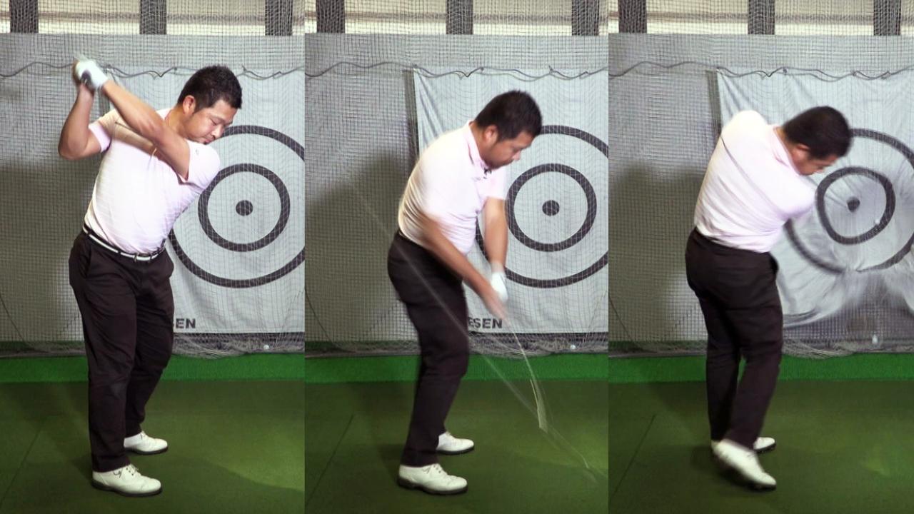 画像: 「横振りが強すぎる」問題はどうすれば解決する? ゴルフライターが抱える悩みを人気レッスンプロが解決!【動画あり】 - みんなのゴルフダイジェスト