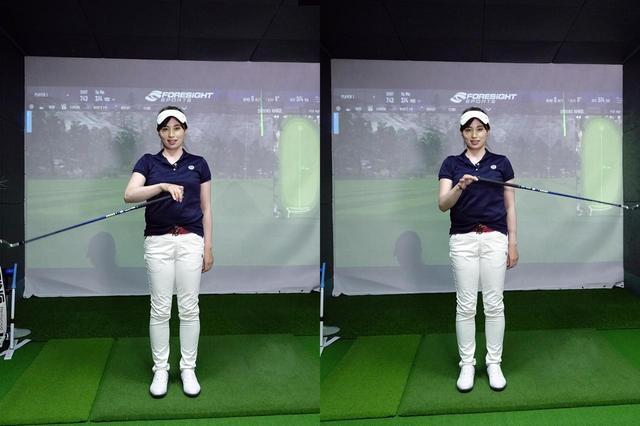 画像: 超カンタン! 初心者のためのゴルフスウィングの「作り方」【動画あり】 - みんなのゴルフダイジェスト