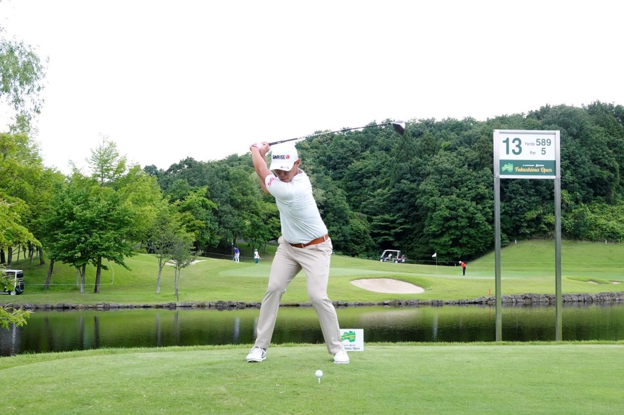 Images : 8番目の画像 - 中西直人のドライバー連続写真 - みんなのゴルフダイジェスト