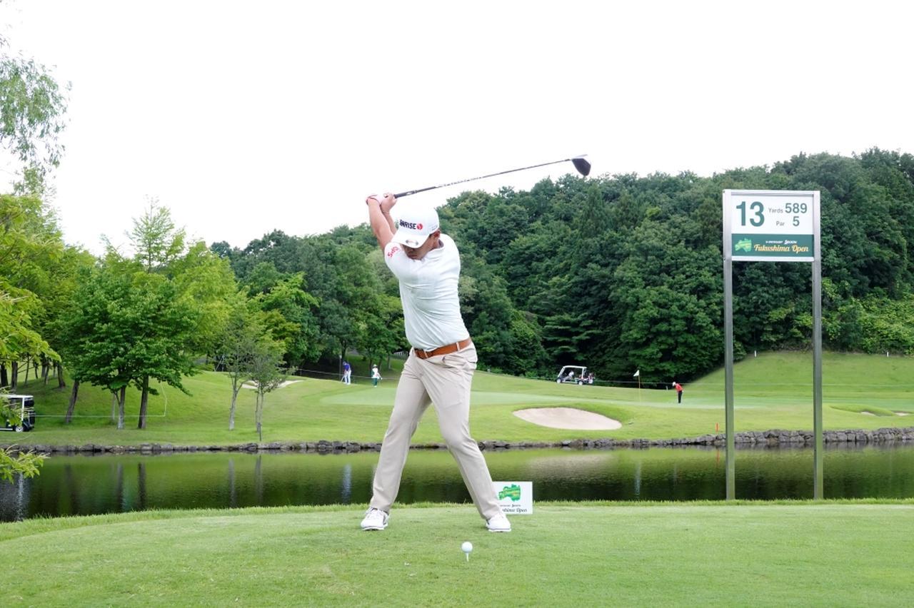 Images : 6番目の画像 - 中西直人のドライバー連続写真 - みんなのゴルフダイジェスト