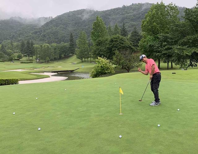 画像: 渋野日向子が「毎日絶対やっている」というパット練習をゴルフバカが試してみた - みんなのゴルフダイジェスト