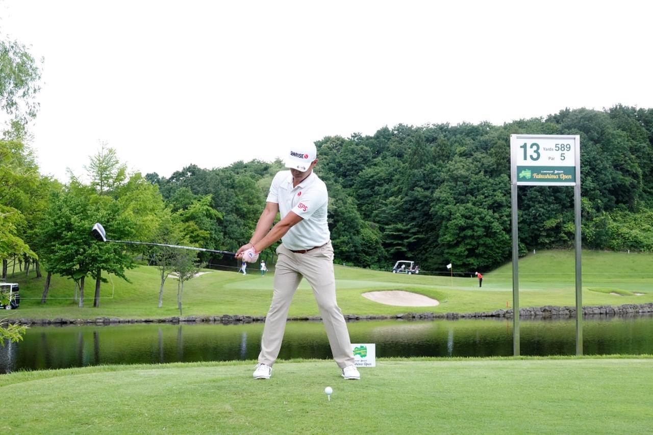 Images : 3番目の画像 - 中西直人のドライバー連続写真 - みんなのゴルフダイジェスト
