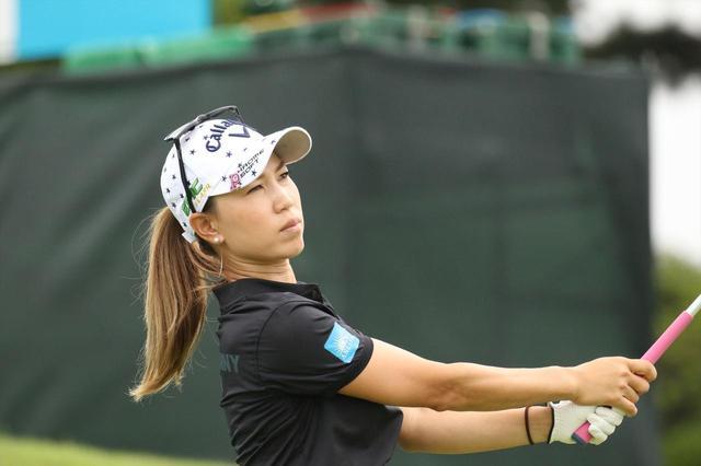 画像: 今季に入ってから毎日インスタグラムに目標を更新している上田桃子