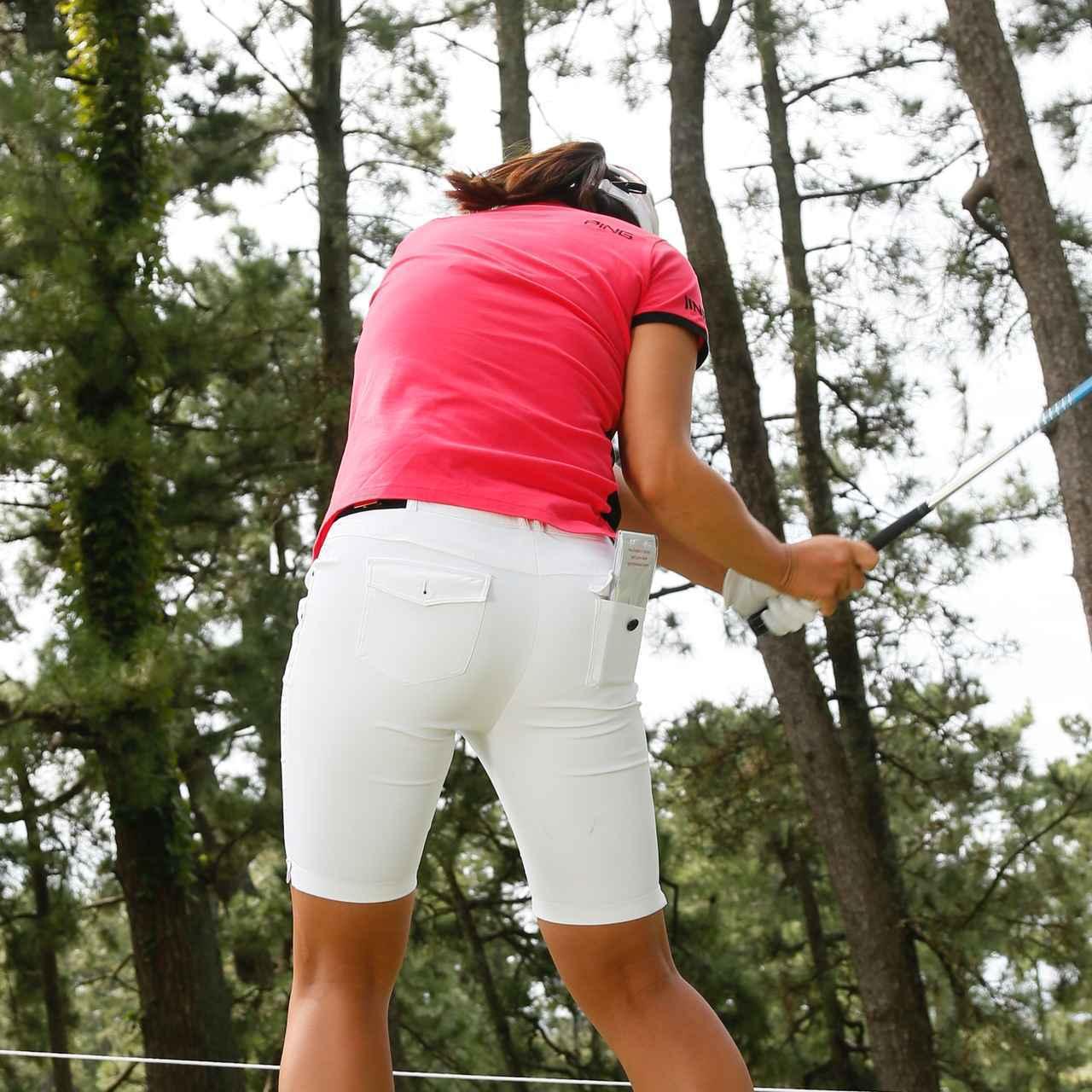 画像: お尻のチカラを感じたゾ! ゴルフバカがお尻を意識した下半身リードをやってみた - みんなのゴルフダイジェスト