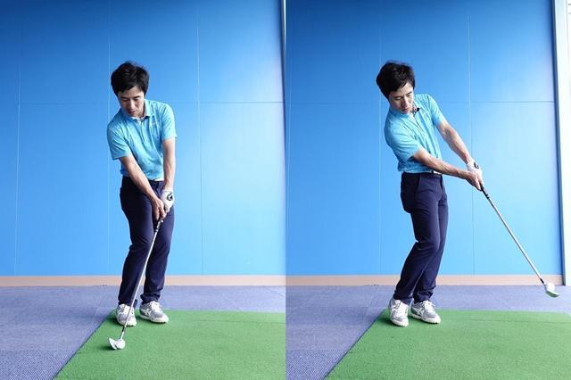 画像: ボールをフェースに乗せて飛ばす感覚をつかもう