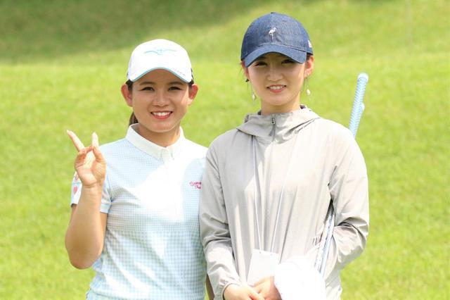 画像: 黄金世代の吉本ひかる(左)と、姉の百花さん(右)
