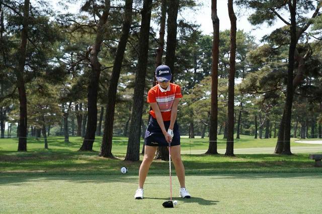 画像: 1番目の画像 - 安田祐香のドライバー連続写真 - みんなのゴルフダイジェスト