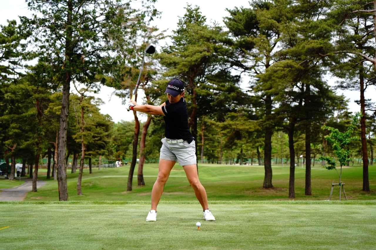 Images : 4番目の画像 - 成田美寿々のドライバー連続写真 - みんなのゴルフダイジェスト