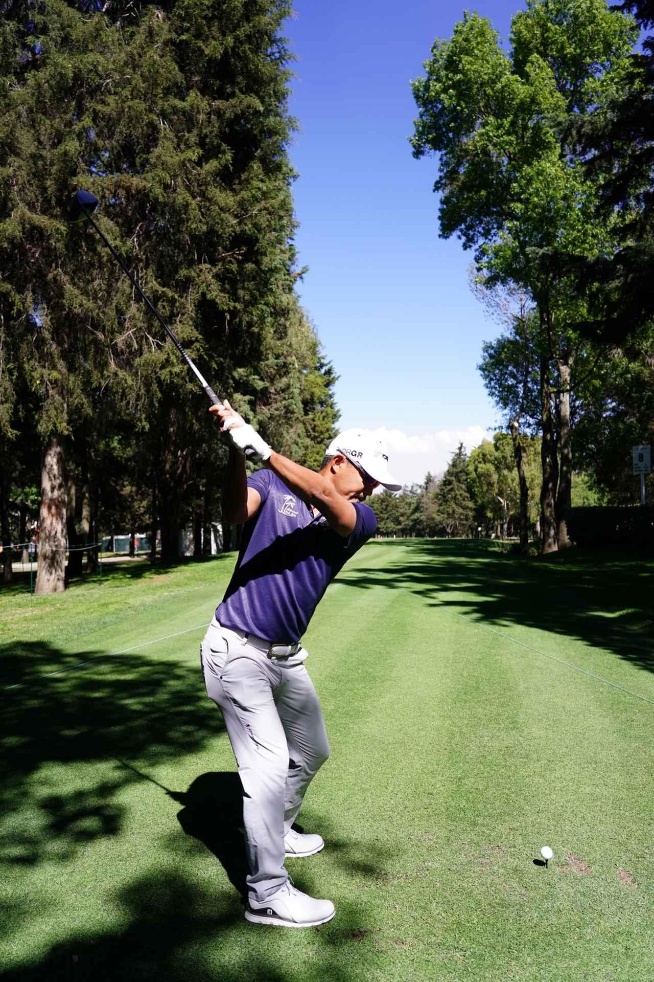 Images : 4番目の画像 - 小平智のドライバー連続写真 - みんなのゴルフダイジェスト