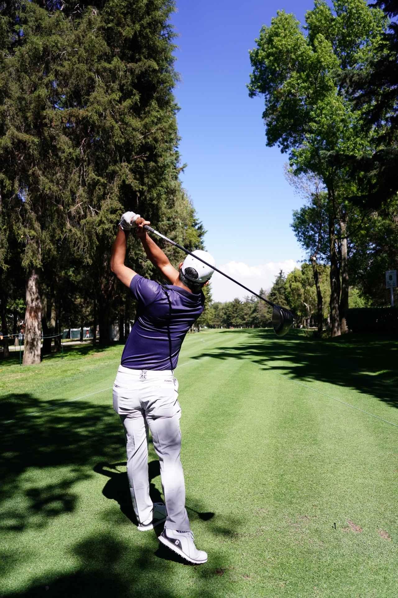 Images : 13番目の画像 - 小平智のドライバー連続写真 - みんなのゴルフダイジェスト
