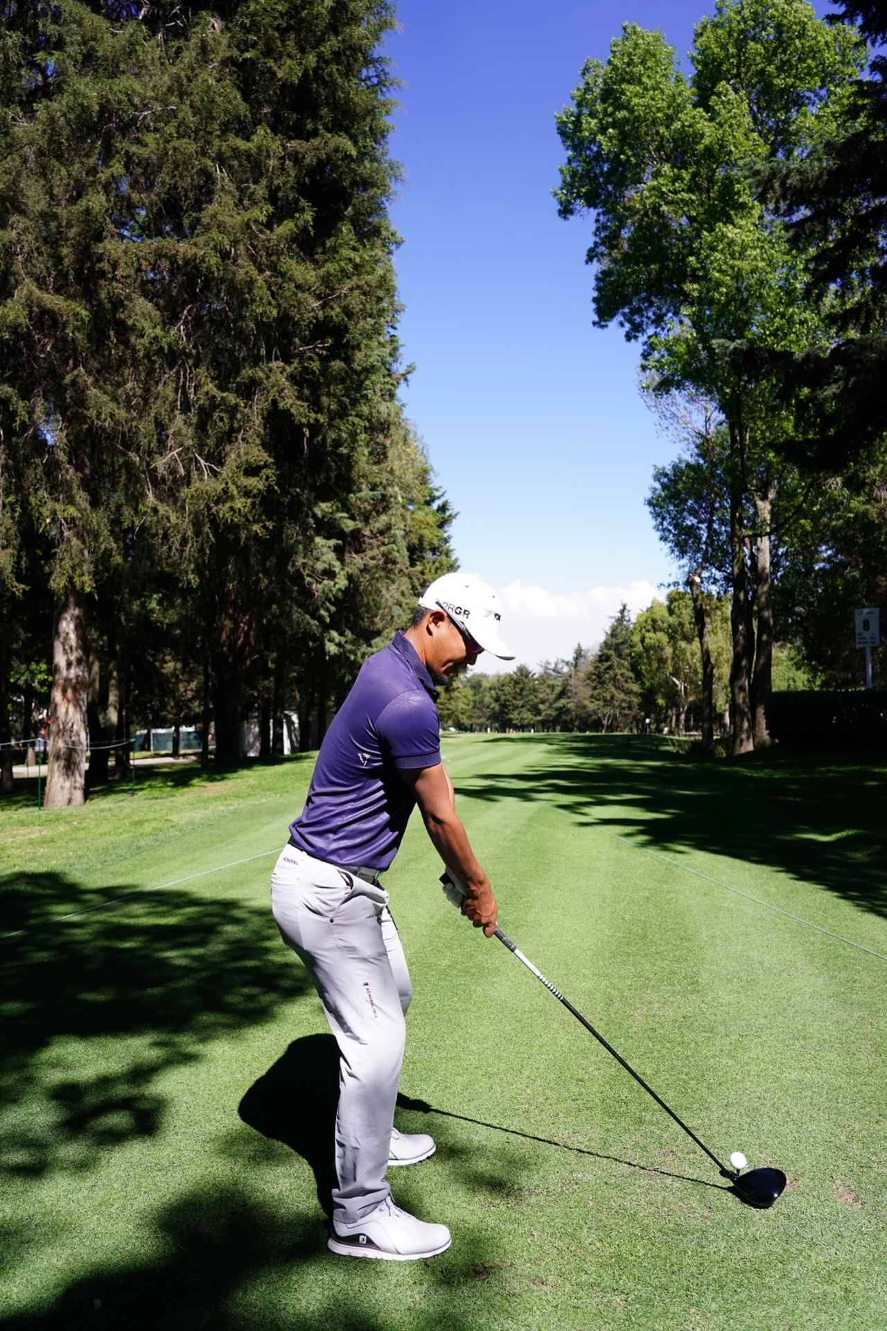 Images : 1番目の画像 - 小平智のドライバー連続写真 - みんなのゴルフダイジェスト