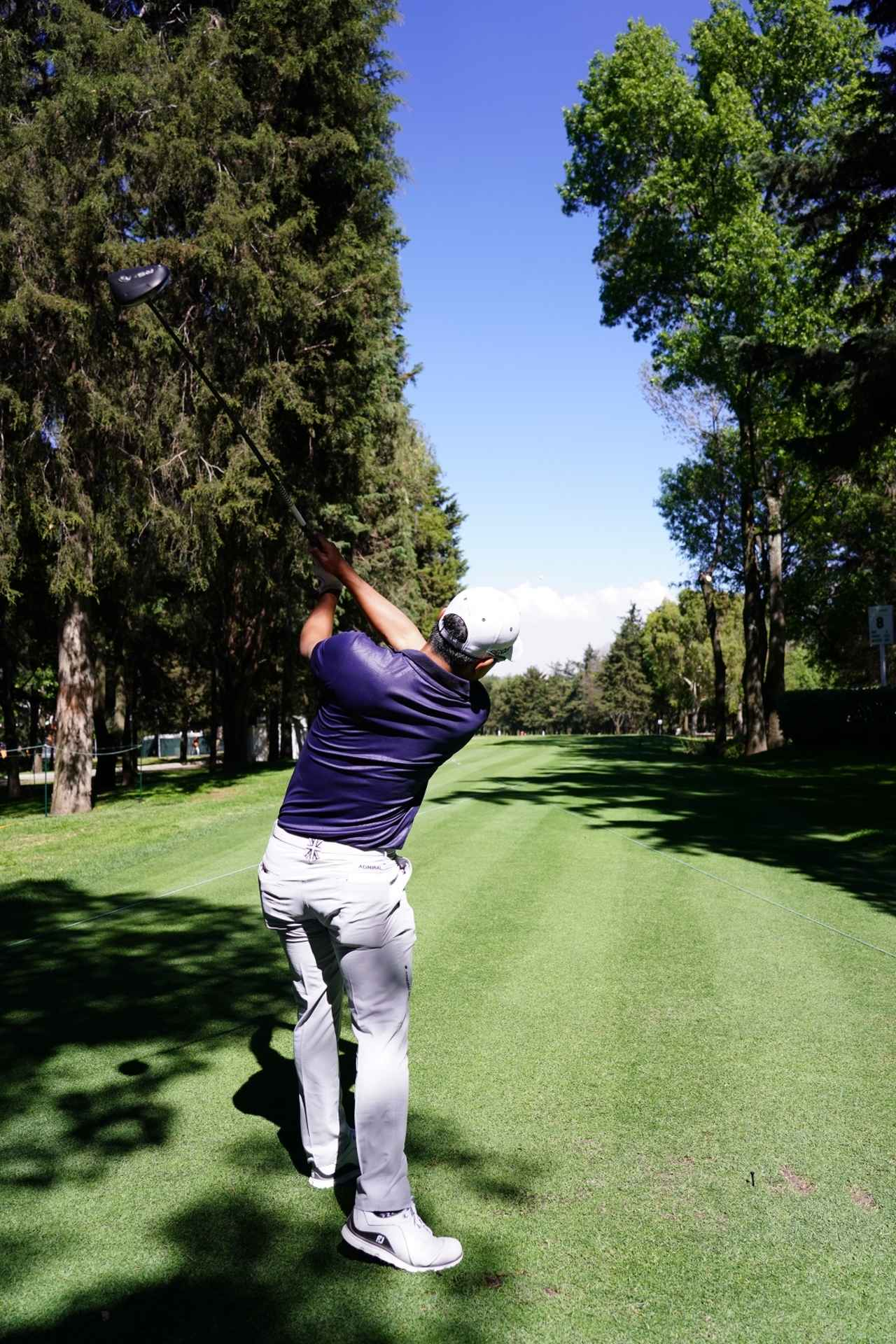 Images : 12番目の画像 - 小平智のドライバー連続写真 - みんなのゴルフダイジェスト