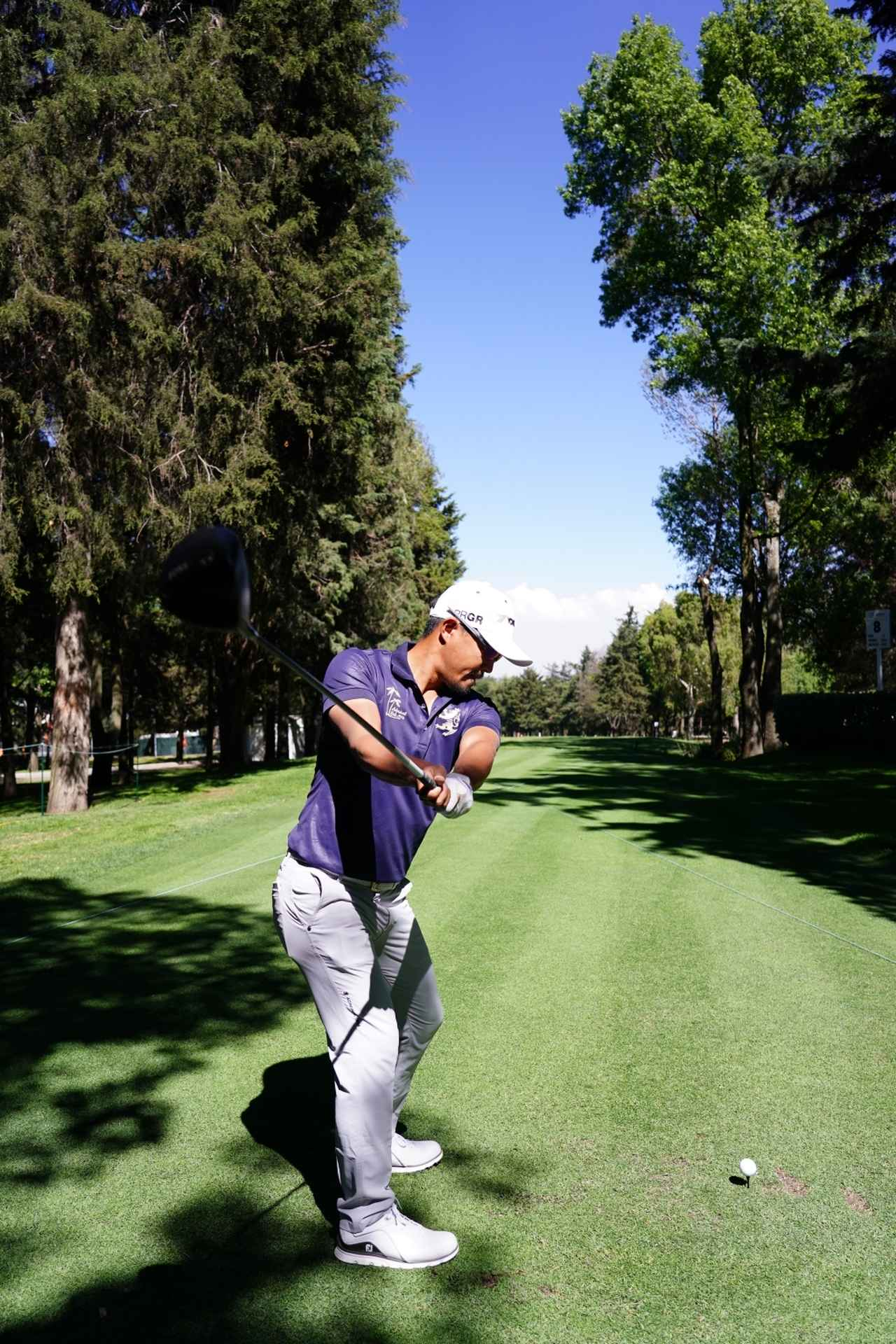 Images : 3番目の画像 - 小平智のドライバー連続写真 - みんなのゴルフダイジェスト