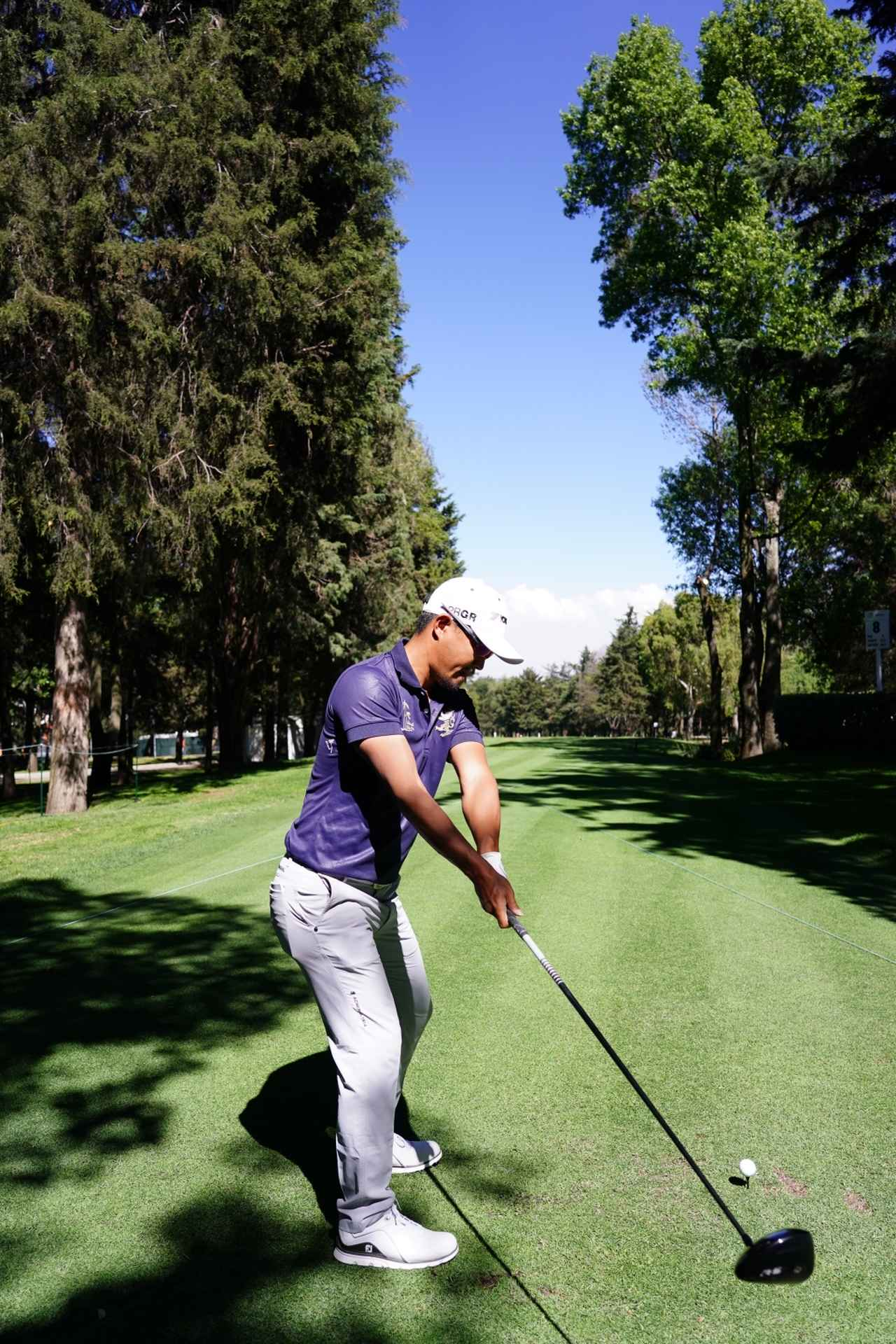 Images : 2番目の画像 - 小平智のドライバー連続写真 - みんなのゴルフダイジェスト