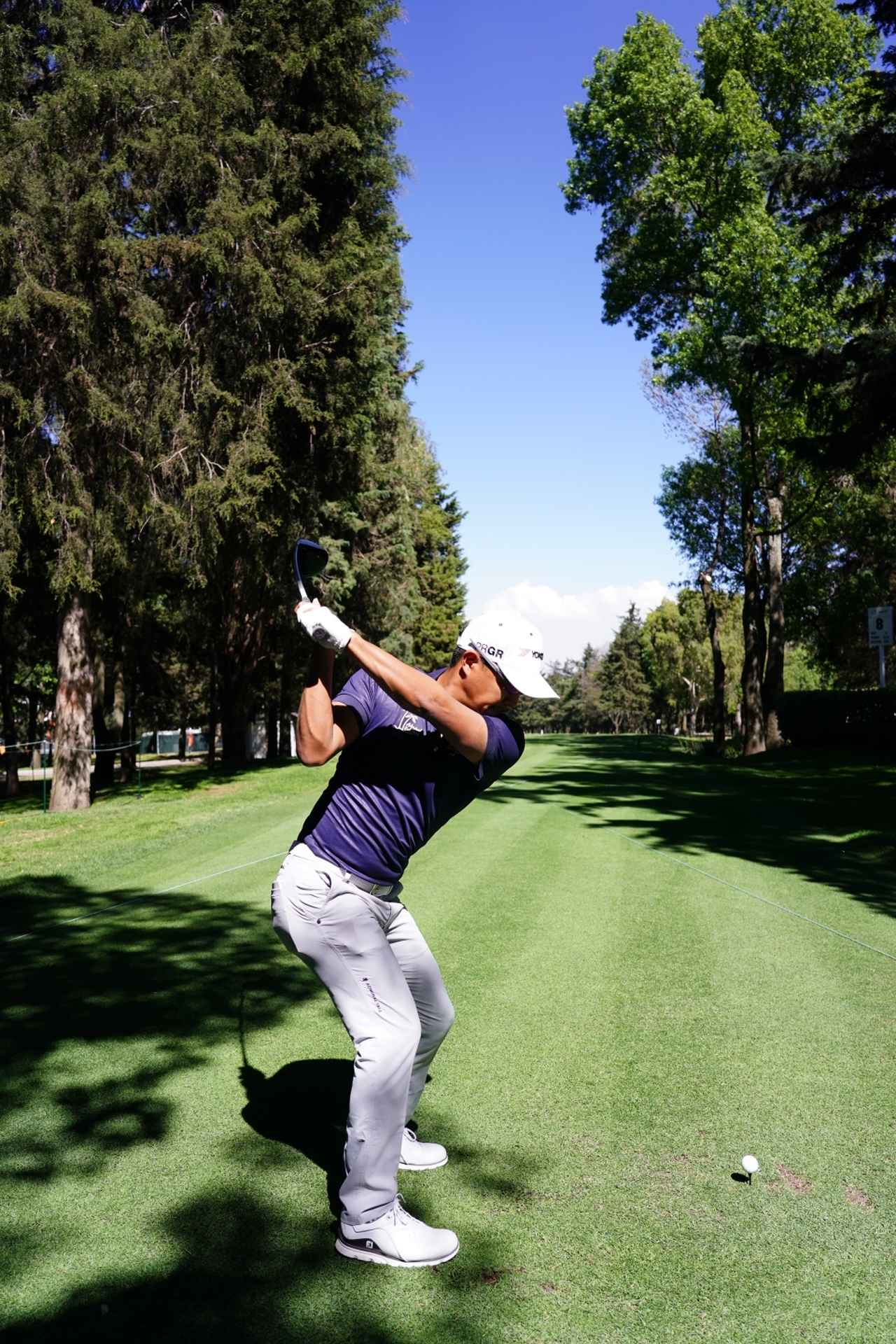 Images : 6番目の画像 - 小平智のドライバー連続写真 - みんなのゴルフダイジェスト