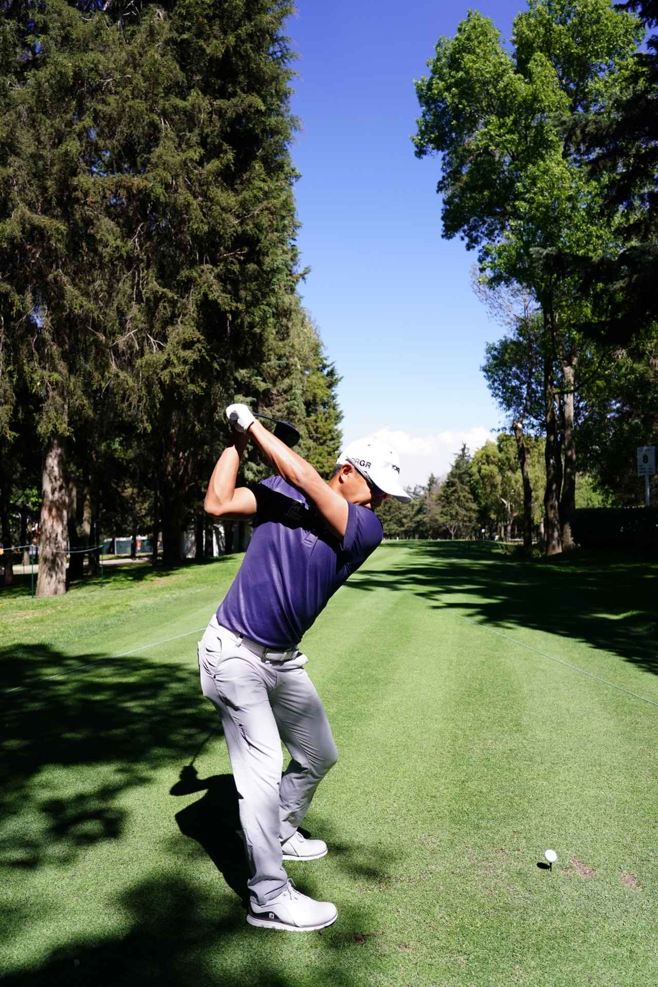Images : 5番目の画像 - 小平智のドライバー連続写真 - みんなのゴルフダイジェスト