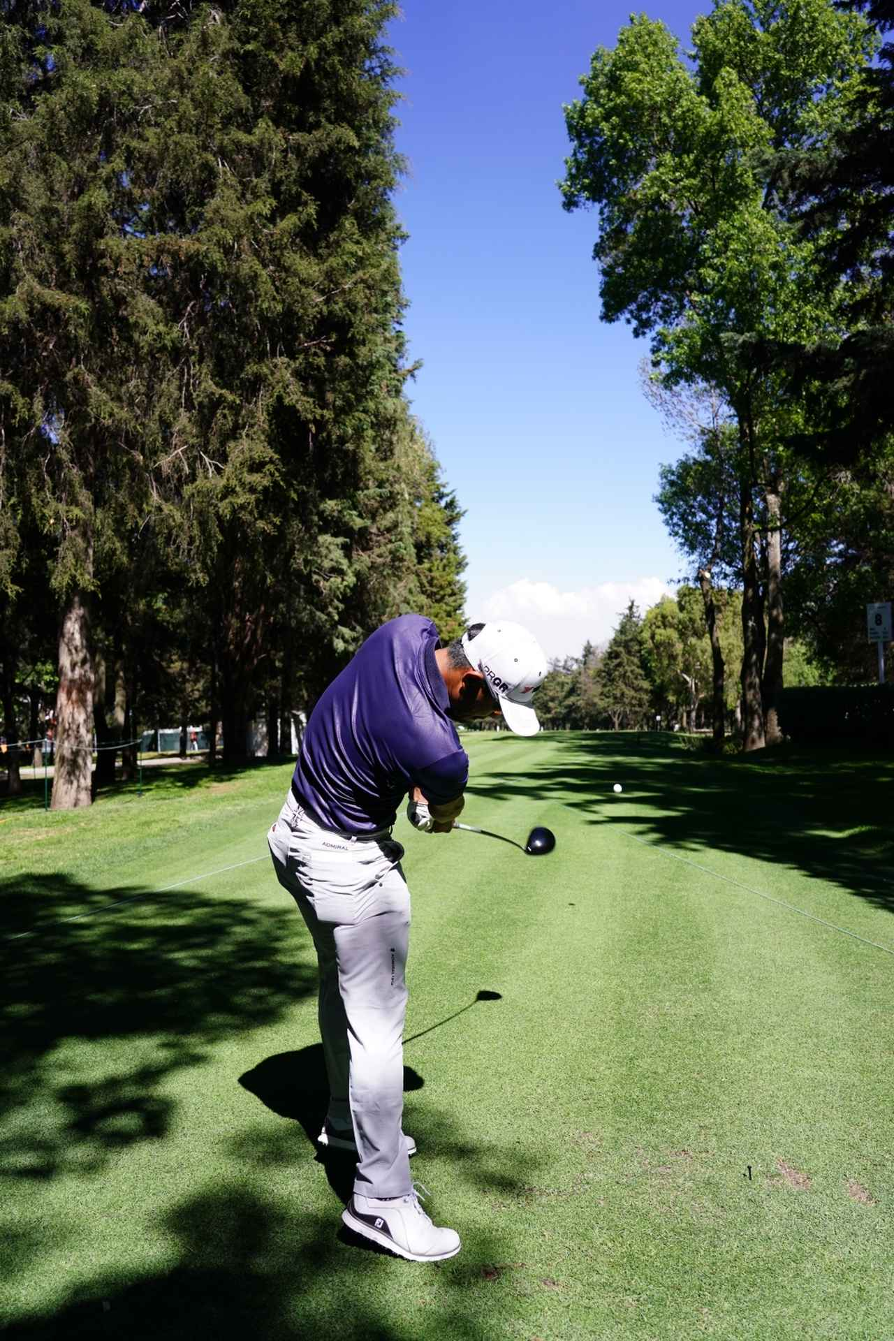 Images : 10番目の画像 - 小平智のドライバー連続写真 - みんなのゴルフダイジェスト