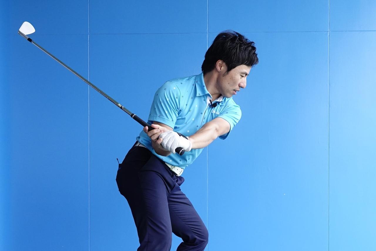 スイング ゴルフ シャロー