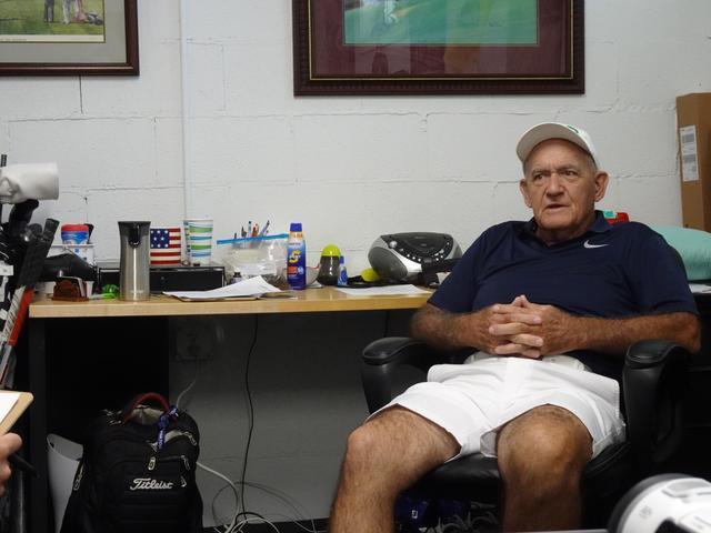 画像: ジュニア育成歴20年以上の歴史があるIJGA(International Junior Golf Academy)のクラブフィッター、ドワイト・ネビル氏にジュニア向けのクラブフィッティングにおいて重要なポイントを教えてもらった