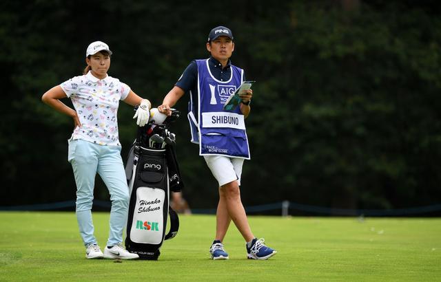 画像: 「プレーオフしたくない。負ける気がする」全英女王・渋野日向子と青木コーチが18番ホールで話していたこと - みんなのゴルフダイジェスト