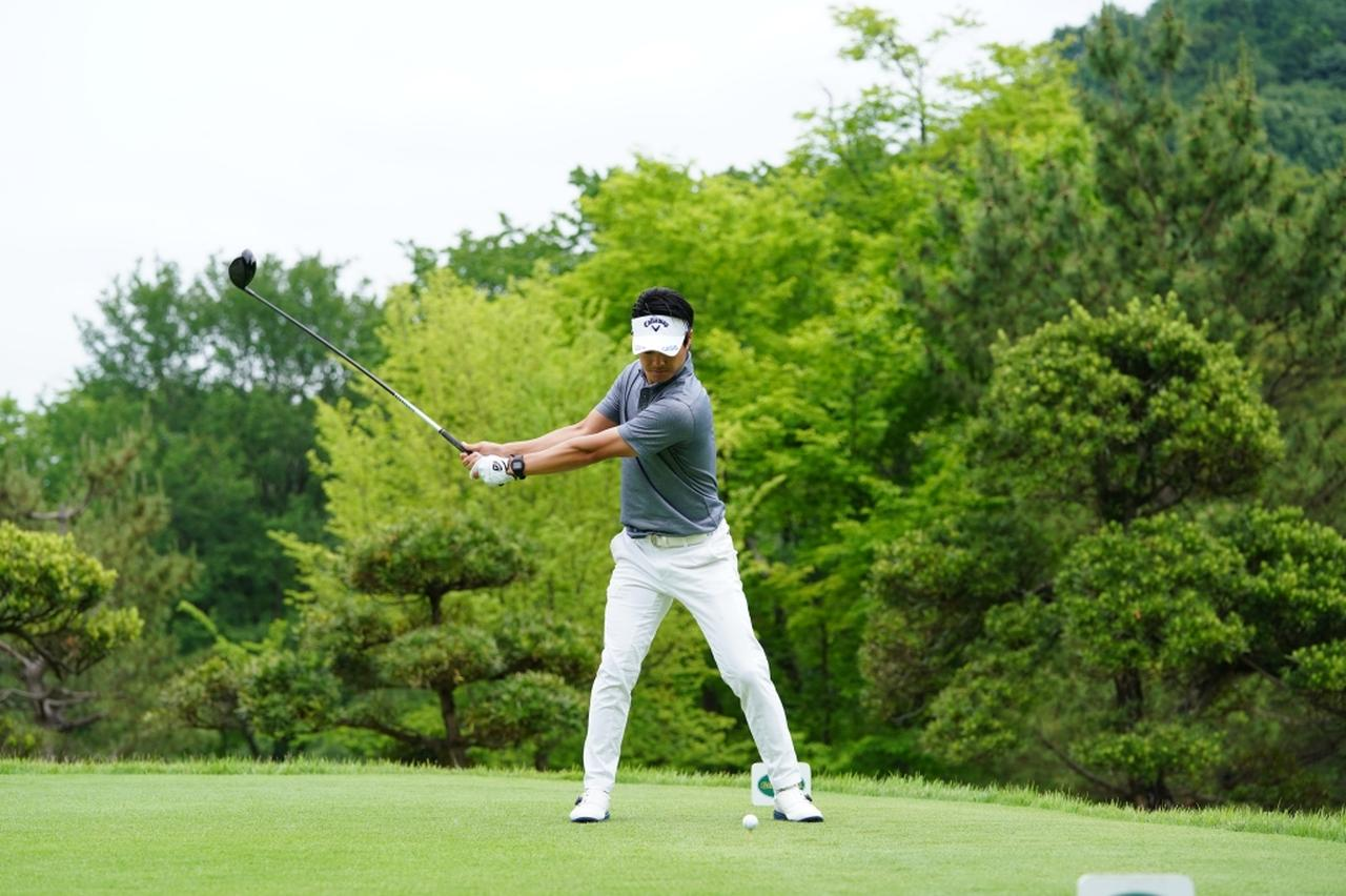 Images : 3番目の画像 - 石川遼のドライバー連続写真 - みんなのゴルフダイジェスト