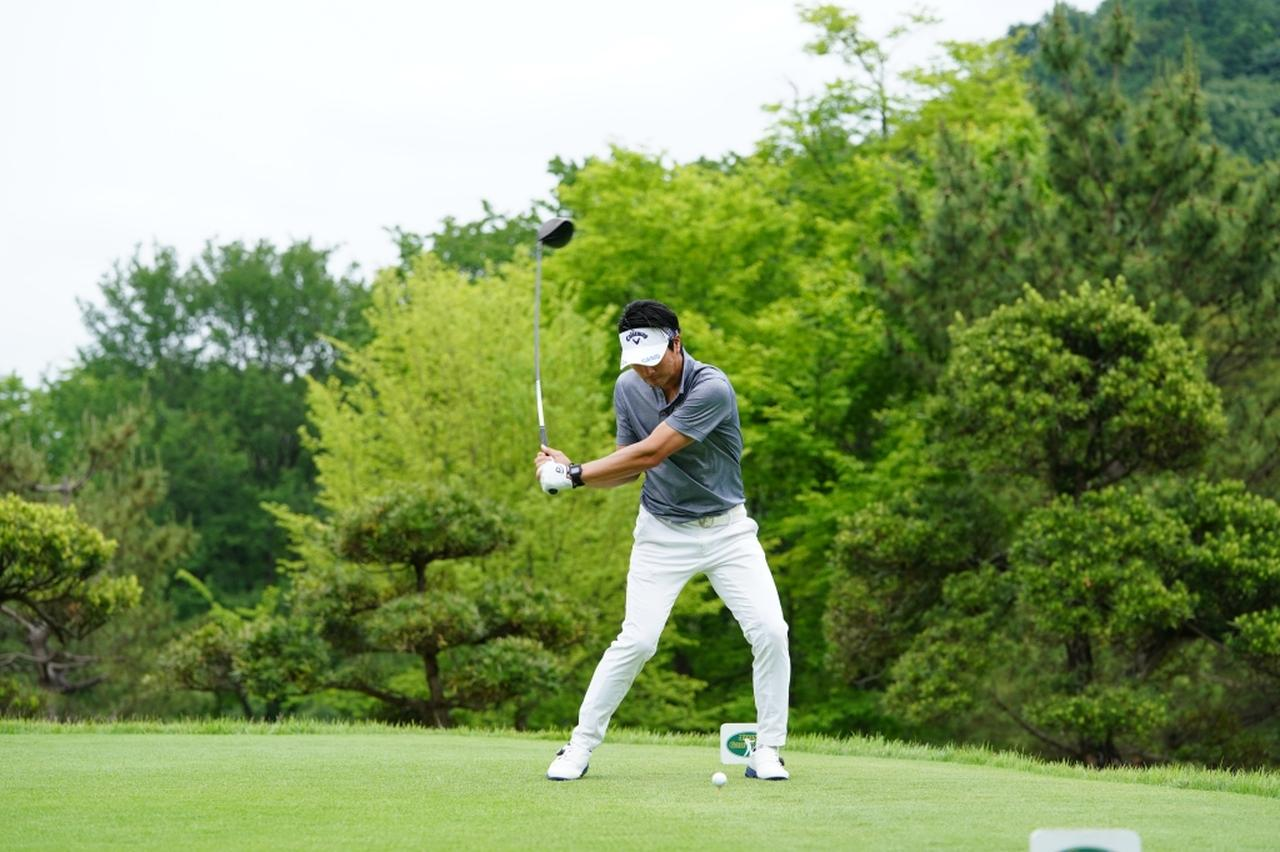 Images : 9番目の画像 - 石川遼のドライバー連続写真 - みんなのゴルフダイジェスト