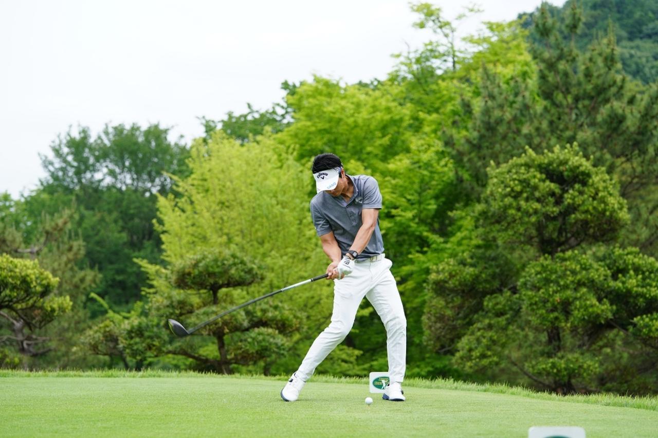 Images : 10番目の画像 - 石川遼のドライバー連続写真 - みんなのゴルフダイジェスト