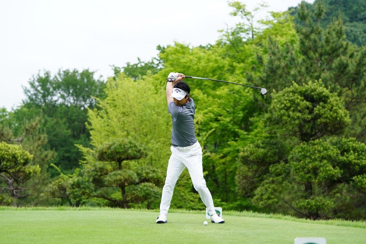 Images : 6番目の画像 - 石川遼のドライバー連続写真 - みんなのゴルフダイジェスト