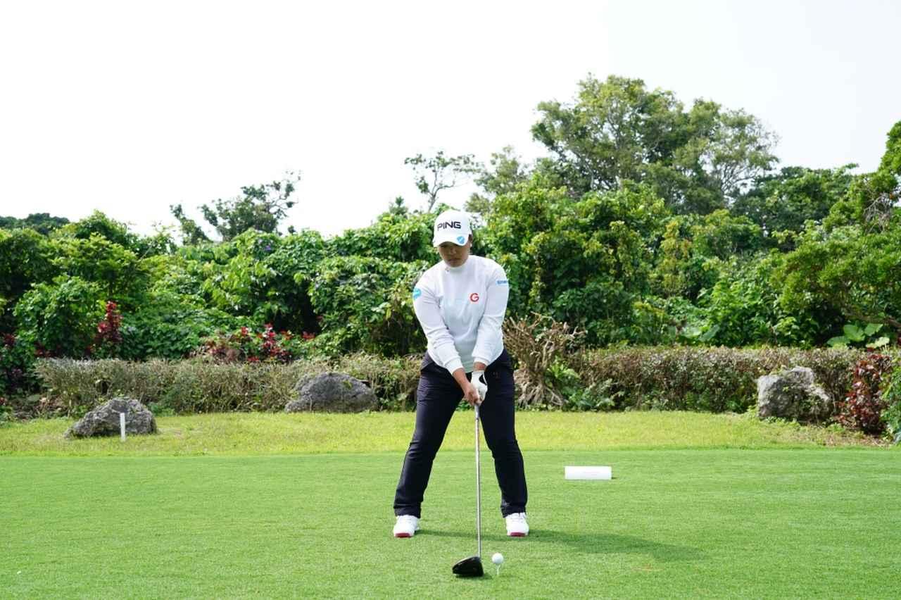Images : 1番目の画像 - 鈴木愛のドライバー連続写真 - みんなのゴルフダイジェスト