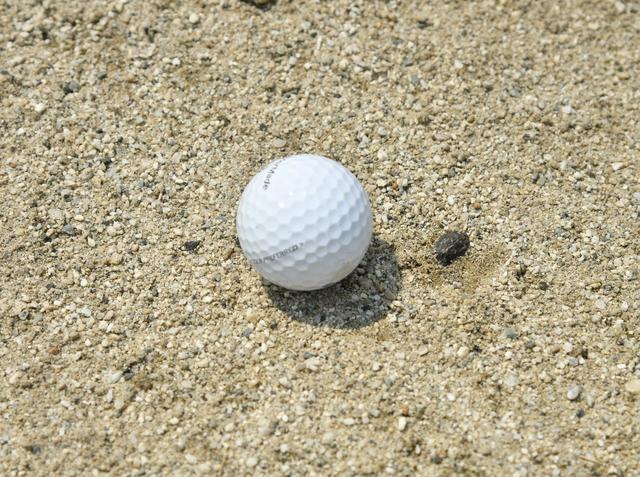 画像: 「新ルールで、確かこの石は拾ってよくなったのよね」