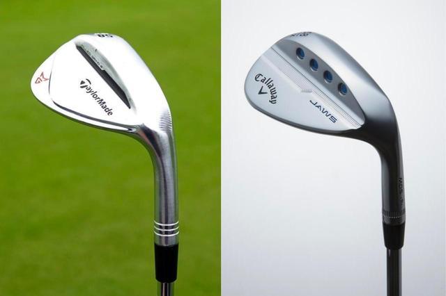 画像: 発売間近のミルドグラインド2(左)とジョーズウェッジ(右)