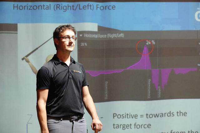 画像: スコット・リン博士が明かしたスウィング軸の判別法とは?