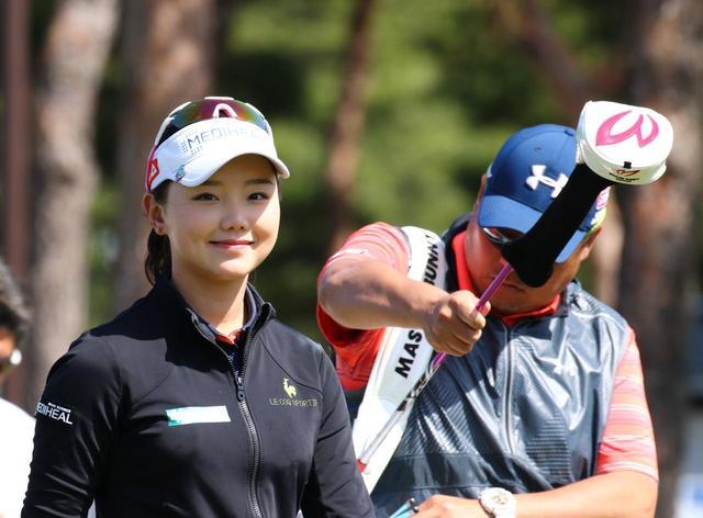 """画像: 日本生まれの中国育ち。可愛すぎる19歳、""""セキユウティン""""をご存知か? - みんなのゴルフダイジェスト"""