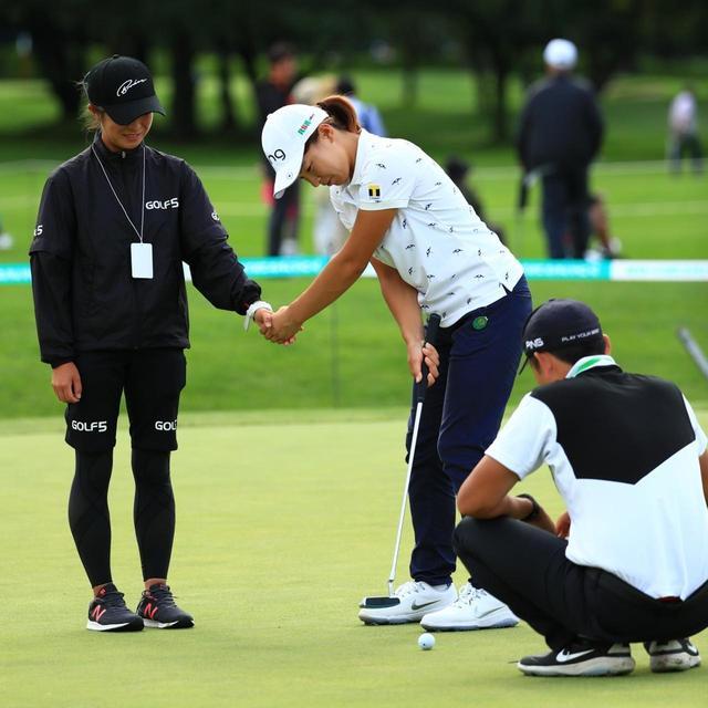 画像: 渋野日向子がやってる「握手しながらパット練」は僕らにも必要!? ゴルフバカがやってみた - みんなのゴルフダイジェスト