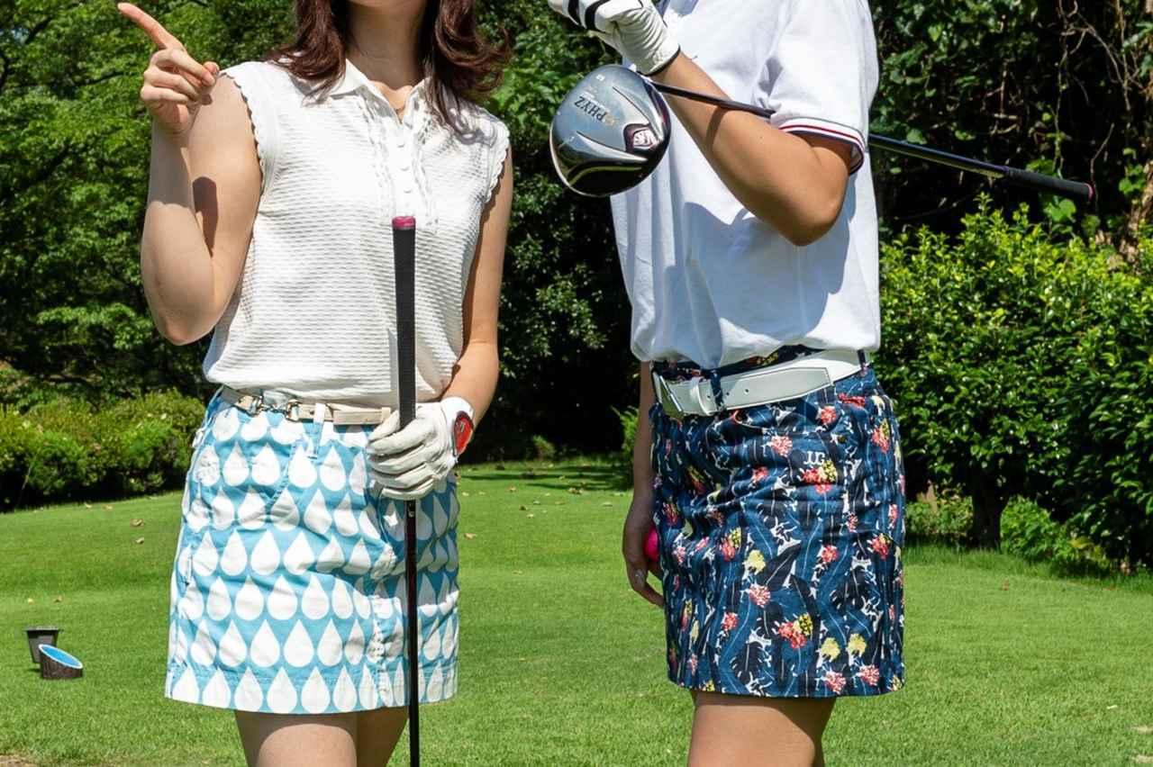 画像: プレーウェアは揃えたけど、ゴルフ場になにを着ていけば正解なの?(撮影/阪上恭史)