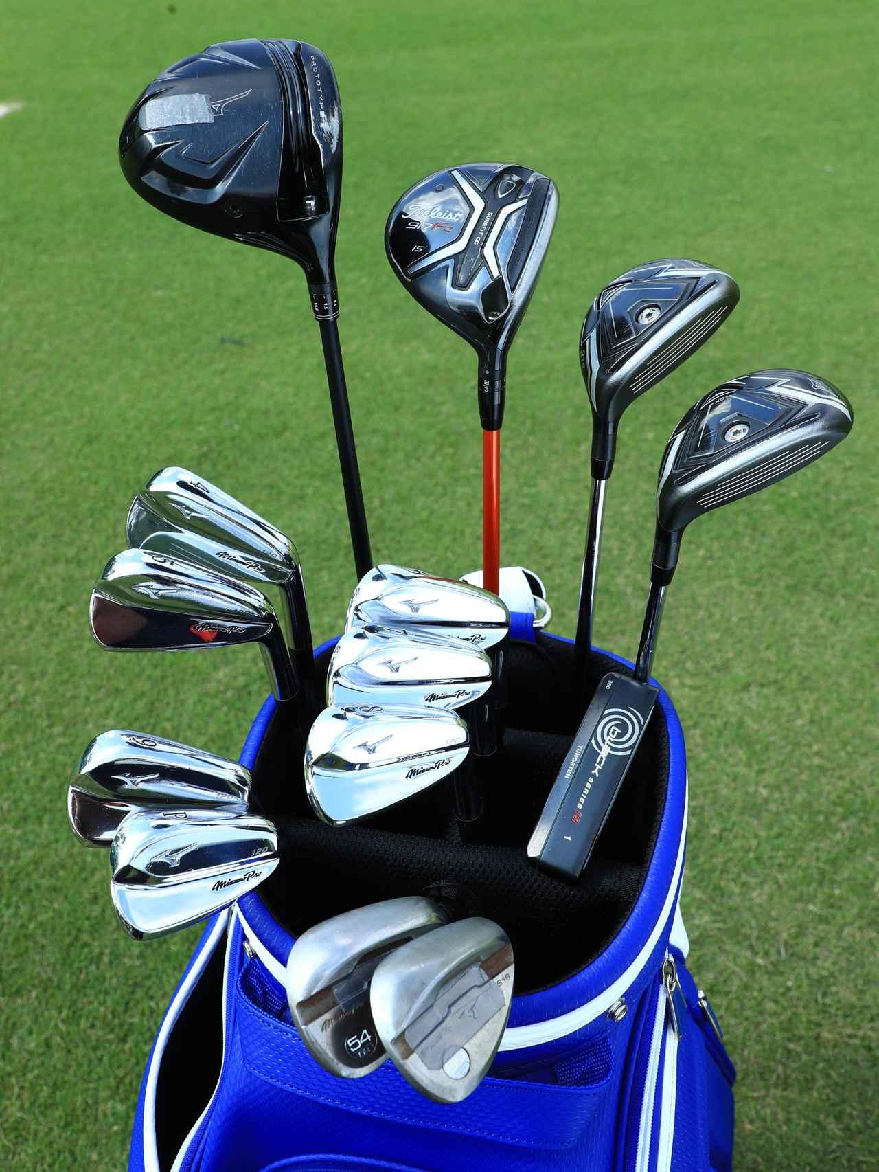 Images : 8番目の画像 - 武藤俊憲の14本 - みんなのゴルフダイジェスト