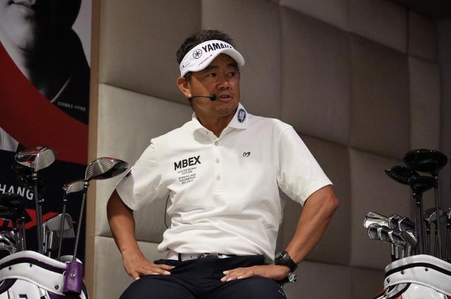 画像: 納得のいくドライバーを作って欲しいと話し、開発陣に火をつけた藤田寛之