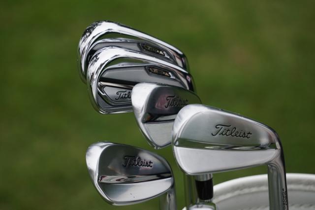 画像: PGAツアートッププレーヤーのアイアンやウェッジのコンビネーションに注目だ