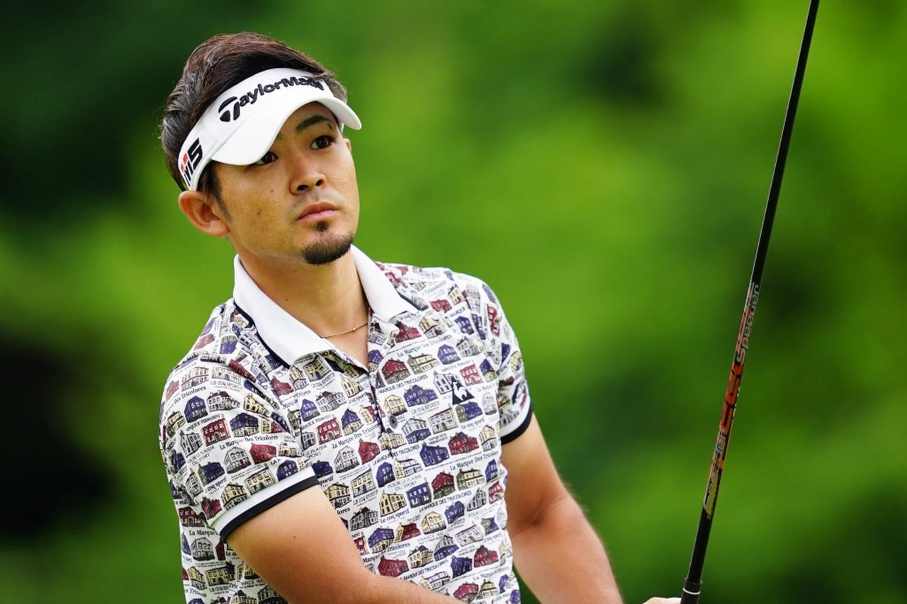 画像: 日本オープンでは2日目からサンデーバックナインまで首位の座を守り続けた塩見好輝(写真は2019年の日本ゴルフツアー選手権 撮影/姉崎正)