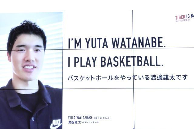 画像: 日本人2人目のNBAプレーヤーとして活躍を続ける渡邊雄太選手