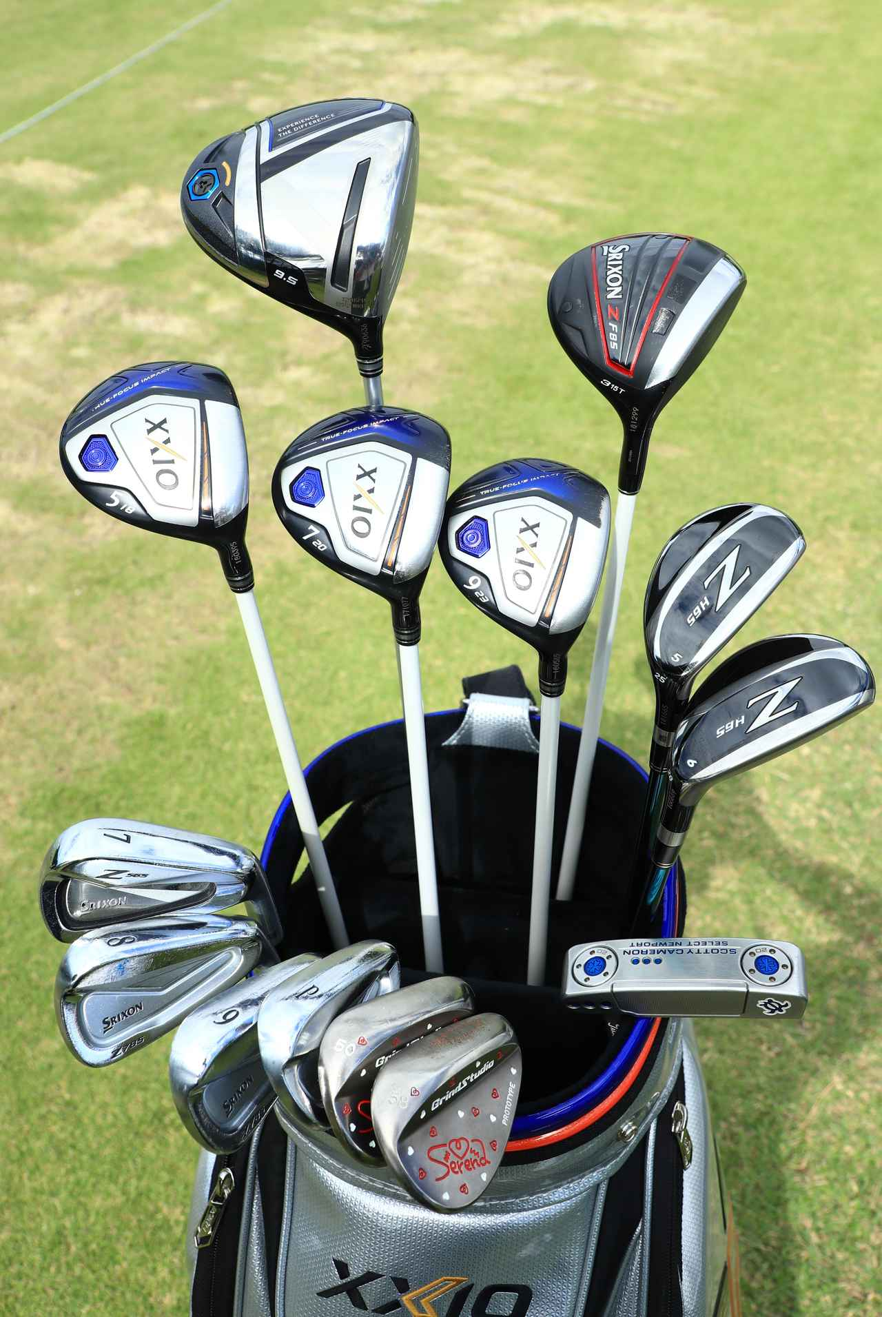 Images : 8番目の画像 - 青木瀬令奈の14本 - みんなのゴルフダイジェスト