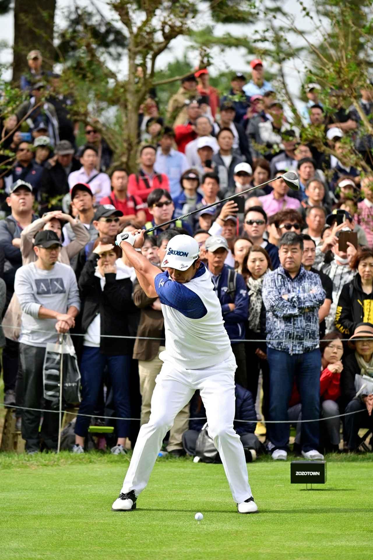 Images : 5番目の画像 - 松山英樹のドライバー連続写真 - みんなのゴルフダイジェスト